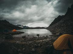 GOPR0832 (Chyolkina) Tags: lake mountains tent caucasus mountainlake neverstopexploring gopro goprohero goprophotography goprohero3plus hero3plus
