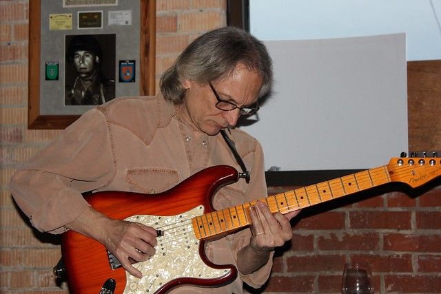 Sonny Landreth joins Yvette Landry and Beau Thomas
