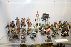 Antique toy soldier military band from different nations (quinet) Tags: germany munich toy deutschland antique soldiers allemagne spielzeug toymuseum jouet soldaten ancien antik spielzeugmuseum hausser soldats musedujouet 2013