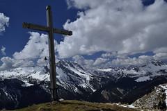Hold your breath (matteo.buriola) Tags: nikon di monte alpi croce friuli vetta sauris d3100 morgenlait