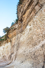 Debre Damos. Ready to climb? Ethiopia (courregesg) Tags: travel people pope history traditional religion culture tribal christian tradition anthropologie ethiopia tribe ethnic orthodoxe civilisation gens monastry ethnology historicalplace ethnographie