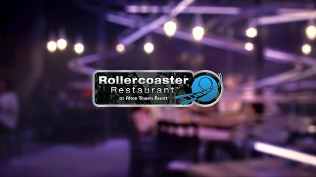 Rollercoaster Restaurant - Logo