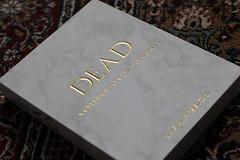 DEAD (Benn Gunn Baker) Tags: canon dead death book baker tombstone charles benn gunn saatchi mortality 550d t2i