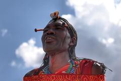 Masai Warrior (Giovanni Scafoglio) Tags: life africa travel sky cloud animals clouds canon square nuvole kenya traditional reporter wanderlust traveller safari cielo squareformat warrior afrika warriors fotografia tribe viaggi wandering masai fotografi traveler masaimara tradizioni guardiani trib guerrieri saphari mammaafrica iphoneography instagramapp uploaded:by=instagram giovanniscafoglio