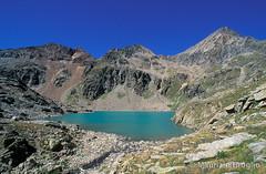 Lago sup di Laures 01 (maurizio.broglio) Tags: lago di monte laures superiore emilius brissogne