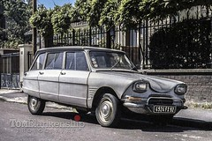Outrageous Citroen aml-6 (Tom Blankenship Photography) Tags: paris france architecture photographer citroen photographers architectural colombes tomblankenship aml6