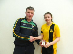 Girls Under 14 Final Presentation Mairead Fox