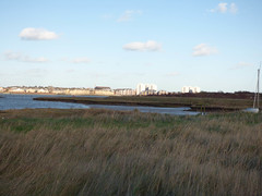 Northfleet from Swanscombe
