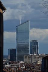DSC_0917 (Samolymp) Tags: skyline skyscraper tour lyon des arrondissement montée 5e 3e incity partdieu oxygène carmes déchaussées