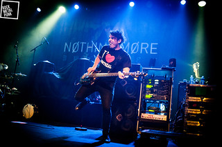 March 17, 2015 // Nothing More at Trix // Shot by Lisse Wets