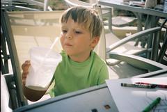 Lomo LCA+ on Portra 400 (Pete Malone) Tags: lomolca 35mmfilm jerseyshore avalon portra400 windriftavalon