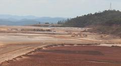 Barragem de Germano (Digo Sena) Tags: minasgerais brasil jornalismo photojournalism barragem journalism mariana fotojornalismo mineracao samarco