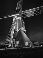 Molen Teckop (avanotterloo) Tags: night olympus molen omd kockengen teckop em5markii omdem5markii
