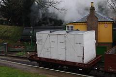 IMGP8415 (Steve Guess) Tags: uk england train wagon engine loco hampshire steam gb locomotive alton ropley alresford hants fourmarks medstead