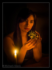 Candlelit Memories (MikeJDavis) Tags: portrait candlelit rochdalephotographicsociety