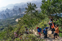 Being a sunny day, we did go straight up the mountain! (antwerpenR) Tags: china hk cn hongkong asia southeastasia asean