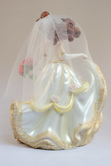 _DSC6670 (Kees Peters) Tags: wedding beauty photography force dress disney figure belle beast bridal figurine couture