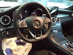 Clase C coupe Blanco (Goiko-Auto) Tags: diseo coupe llantas asientos luneta faros confort 220d llanas clasec terminaca