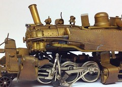 Disaster in HO Scale! 2-6-6-2T Steam Locomotive (bslook1213) Tags: railroad train miniature yahoo google steam locomotive ho wreck brass bing hon3 2662t