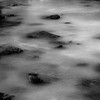 In Frozen Streams 017 (noahbw) Tags: winter blackandwhite bw abstract cold ice monochrome leaves forest square landscape frozen blackwhite woods nikon rocks stream natural stones freezing ravine d5000 noahbw