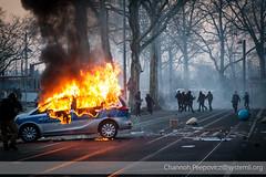 DH1E6624 (channoh.peepovicz) Tags: de hessen frankfurt clash riots troika frankfurtammain riotpolice riotcops ezb barrikaden blockupy