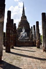 _GRL7693 (TC Yuen) Tags: architecture thailand ruins asia southeastasia buddha unesco worldheritage norththailand ancientcapital