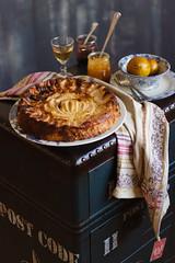 IMG_6155_exp (Helena / Rico sin Azcar) Tags: cake pear vanilla tarta pera vainilla gateauinvisible
