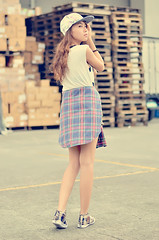 Trice Nagusara La Petite (Trice Nagusara) Tags: fashion outfit sneakers casual checkered sporty shulong sportycasual