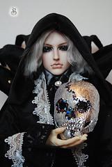 XIII (silke_chan) Tags: carnevale venezia maschera photochallenge xiii tarots