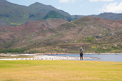 DSC_2779 (dangriff91) Tags: africa lake man town south small sunny thinking cape pondering grabouw