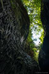 Gorges du Bras de la Plaine (SimonFournier) Tags: canyon rivire gorges runion roche randonne gologie ocanindien ledelarunion entredeux orguesbasaltiques brasdelaplaine braspontho