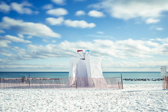 Winterruption (pauses) Tags: ca winter white lake snow toronto ontario canada cold ice festival architecture ryerson competition beaches pavilion facets d800 fissures 2016 kewbeach colourimage lithoform winterstations lithoform2016
