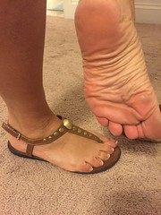 Kik-1208053822(1) (chillstatus1) Tags: feet french toes sandals soles wrinkled pedi