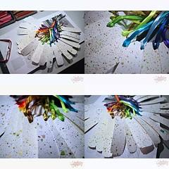 Foto 2: ich liebe diese Klexlibris... (wandklex Ingrid Heuser freischaffende Knstlerin) Tags: b art watercolor buch reading book handmade kunst watercolour handcrafted etsy watercolors watercolours bookmark bibliophile aquarell malerei exlibris craftsy hahnemuehle handgemalt booklovers handarbeit lesezeichen unikat etsyshop dawandashop wandklex uploaded:by=flickstagram instagram:venuename=bahnhofratzeburg instagram:venue=51075171 etsyresolution2016 etsyresolutionde hahnem instagram:photo=12053427489150757181487357881