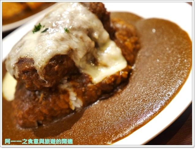 台北車站美食.京站.Izumi-Curry.咖哩.大阪.巨無霸.漢堡排image019