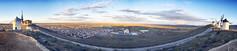 Desde los molinos de Consuegra (Antonio de Luz) Tags: panorama toledo molinos