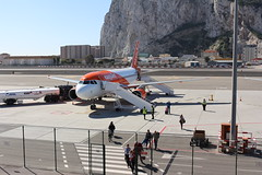 Gibraltar (Rory Llowarch) Tags: travel vacation holiday english sunshine easter spring airport holidays europe mediterranean european gib aircraft sunny bluesky springbreak planes british blueskies airports themed med gibraltar vacations englishhistory mediterraneansea gibraltarrock springtime easyjet rockofgibraltar easterholiday easterweekend englishheritage britishhistory eastervacation therockofgibraltar passengeraircraft themediterranean themediterraneansea easterbreak passengerjets britishheritage mediterraneanclimate gibraltarairport easter2016