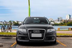 Audi RS4 Avant (Jeferson Felix D.) Tags: camera brazil rio brasil riodejaneiro canon de photography eos photo foto janeiro fotografia audi avant rs4 audirs4 18135mm 60d audirs4avant worldcars canoneos60d