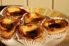 Portuguese Custard Tarts (tiffanycsteinke) Tags: custard portuguese tarts nata natas portuguesecustardtarts