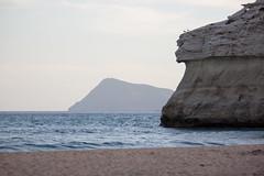 Agua Amarga (anroir) Tags: espaa beach nature andaluca sand waves playa es almera cabodegata aguaamarga lasnegras parquenaturalcabodegata