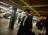 Chasid (deepchi1) Tags: street city nyc newyorkcity people urban usa newyork hat subway streetlife manhatten streetpeople chasid hasidim peyos