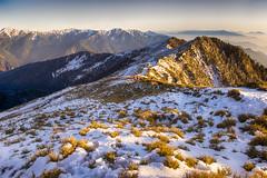 HDR -3 (billlushana1) Tags: sunset mountain snow rock canon landscape outdoor sony taiwan  peaks  taroko hualien  tarokonationalpark  superwide hehuanshan ef1740mmf4lusm  mountain 14 100peaksoftaiwan taiwantop100peaks sonya7r