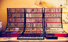 Modular System - drn Studio (fr4dd) Tags: analog studio modular electronicmusic electro electronica electronic a100 recordingstudio doepfer musicproduction