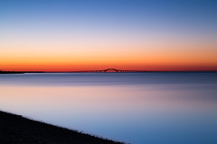 Pre-Dawn (Bob90901) Tags: longexposure morning newyork beach water sunrise canon dawn bay spring outdoor longisland filter shore lee nd april predawn goldenhour 6d 2016 greatsouthbay lindenhurst vle neutraldensity robertmosescauseway gradnd graduatedneutraldensity nd10 bablyon venetianshores 09gradnd canonef2470mmf28liiusm leebigstopper cloudsstormssunsetssunrises rpg90901