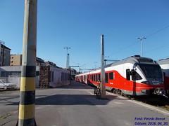 H-Start 415 019 (5341 019-7) Budapest-Dli pu., 2016. 04. 20. (petrsbence) Tags: hungary flirt budapest trains s40 railways 415 mv stadler vonat 5341 vast dliplyaudvar dlipu hstart villamosmotorvonat