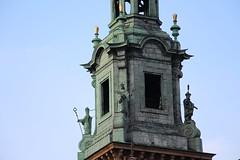 Kraków - Bazylika archikatedralna św. Stanisława i św. Wacława