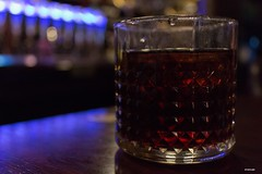Jack's Time (werewolf942) Tags: blue party glass colors bar night evening pub drink cocktail tavern whisky cocacola soire chill verre cocktailbar haveadrink 1200d