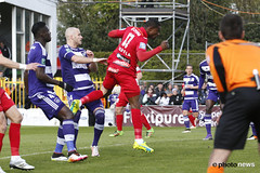 10580924-014 (rscanderlecht) Tags: sports sport foot football belgium soccer playoffs oostende roeselare ostend voetbal anderlecht playoff rsca mauves proleague rscanderlecht kvo schiervelde jupilerproleague