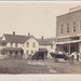 UP Flech MI RPPC RARE 1915 View Downtown Flech Mercantile & USPS Post Office Hotel and more Dirt Streets Horse & Buggy and early Auto Era Photographer CONANT