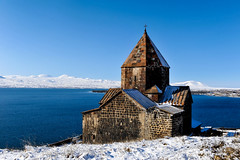 DSC_4068 (niipuzip) Tags: church armenia sevan
